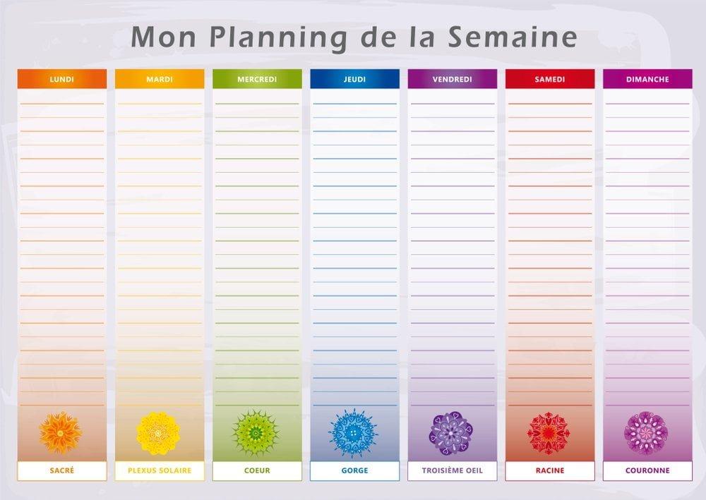 Días de la semana en francés